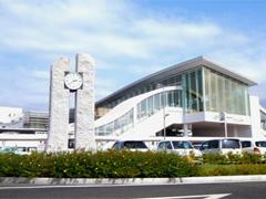 松本駅西口広場時計塔設置工事