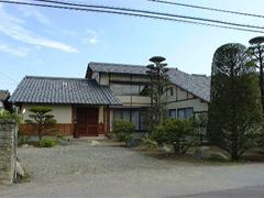 波多神社表参道の家(当社設計施工)