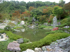 信州ゴールデンキャッスル様庭園造成・築造工事